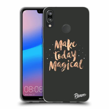 Hülle für Huawei P20 Lite - Make today Magical