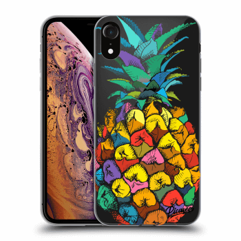 Hülle für Apple iPhone XR - Pineapple