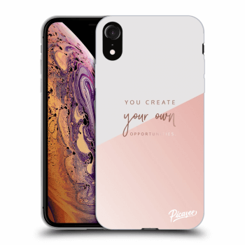 Hülle für Apple iPhone XR - You create your own opportunities