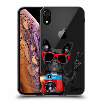 Hülle für Apple iPhone XR - French Bulldog