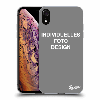 Hülle für Apple iPhone XR - Individuelles Fotodesign
