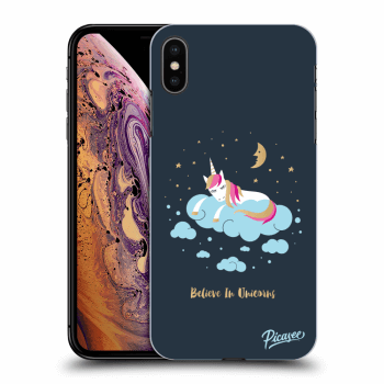 Hülle für Apple iPhone XS Max - Believe In Unicorns