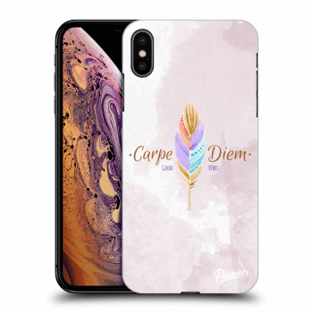 Hülle für Apple iPhone XS Max - Carpe Diem