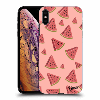 Hülle für Apple iPhone XS Max - Watermelon