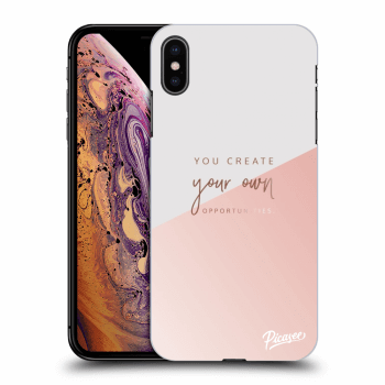 Hülle für Apple iPhone XS Max - You create your own opportunities