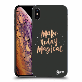 Hülle für Apple iPhone XS Max - Make today Magical