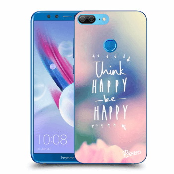 Hülle für Honor 9 Lite - Think happy be happy