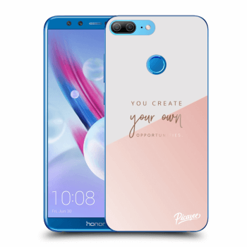 Hülle für Honor 9 Lite - You create your own opportunities
