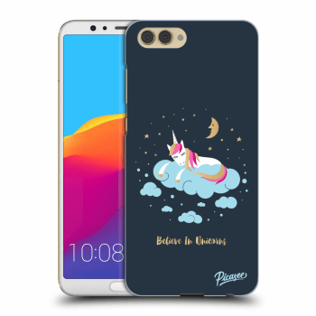 Hülle für Honor View 10 - Believe In Unicorns