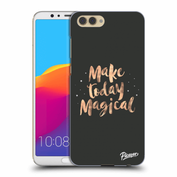 Hülle für Honor View 10 - Make today Magical