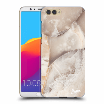 Hülle für Honor View 10 - Cream marble