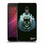 Picasee Xiaomi Redmi Note 4 Global LTE Hülle - Transparentes Silikon - Forest owl