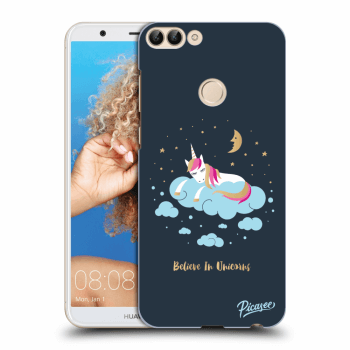 Hülle für Huawei P Smart - Believe In Unicorns