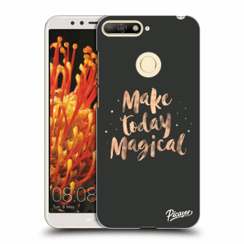 Hülle für Huawei Y6 Prime 2018 - Make today Magical