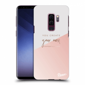 Hülle für Samsung Galaxy S9 Plus G965F - You create your own opportunities