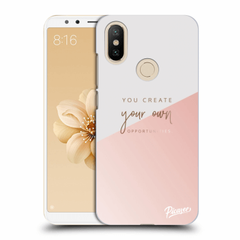 Hülle für Xiaomi Mi A2 - You create your own opportunities