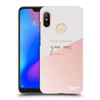 Hülle für Xiaomi Mi A2 Lite - You create your own opportunities
