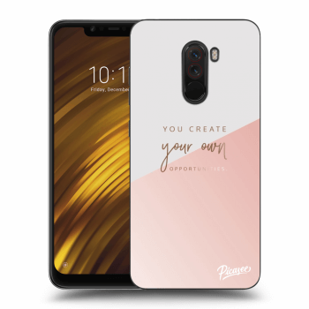 Hülle für Xiaomi Pocophone F1 - You create your own opportunities