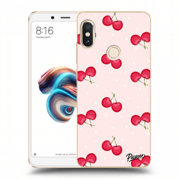Hülle für Xiaomi Redmi Note 5 Global - Cherries