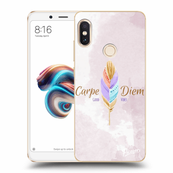 Hülle für Xiaomi Redmi Note 5 Global - Carpe Diem