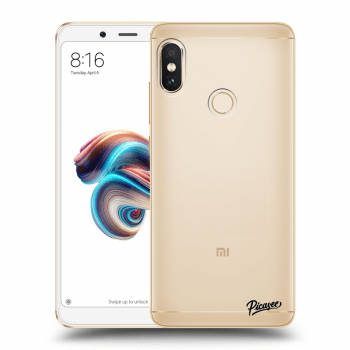 Hülle für Xiaomi Redmi Note 5 Global - Clear