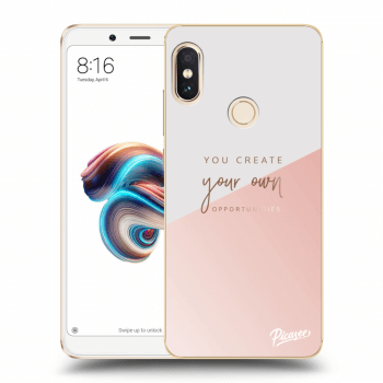 Hülle für Xiaomi Redmi Note 5 Global - You create your own opportunities