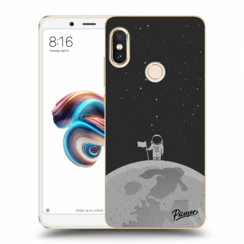 Hülle für Xiaomi Redmi Note 5 Global - Astronaut