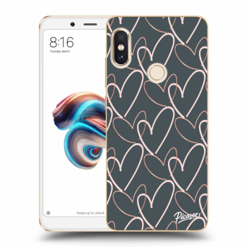 Hülle für Xiaomi Redmi Note 5 Global - Lots of love