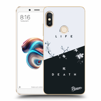 Hülle für Xiaomi Redmi Note 5 Global - Life - Death