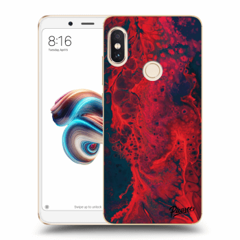 Hülle für Xiaomi Redmi Note 5 Global - Organic red