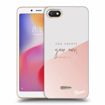 Hülle für Xiaomi Redmi 6A - You create your own opportunities
