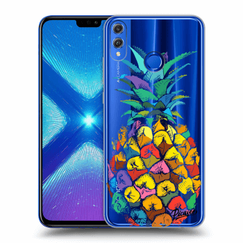 Hülle für Honor 8X - Pineapple