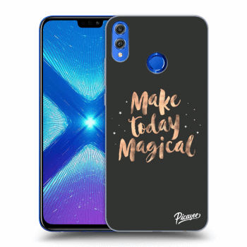 Hülle für Honor 8X - Make today Magical