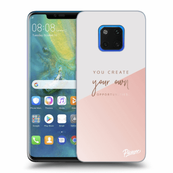 Hülle für Huawei Mate 20 Pro - You create your own opportunities