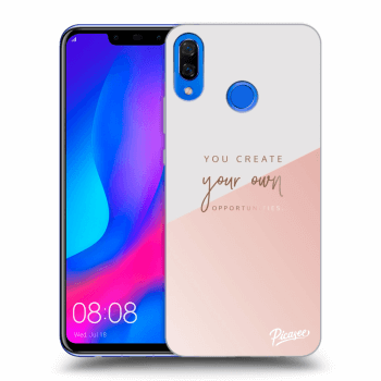 Hülle für Huawei Nova 3 - You create your own opportunities