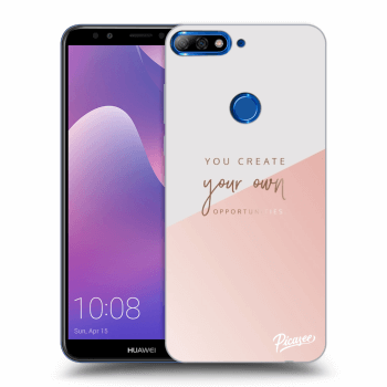 Hülle für Huawei Y7 Prime (2018) - You create your own opportunities