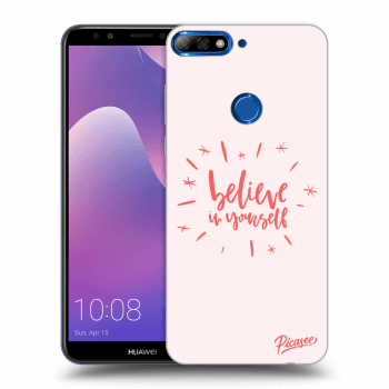 Hülle für Huawei Y7 Prime (2018) - Believe in yourself