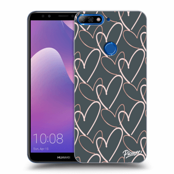 Hülle für Huawei Y7 Prime (2018) - Lots of love