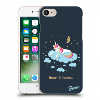 Hülle für Apple iPhone 8 - Believe In Unicorns