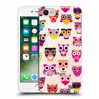 Hülle für Apple iPhone 8 - Owls