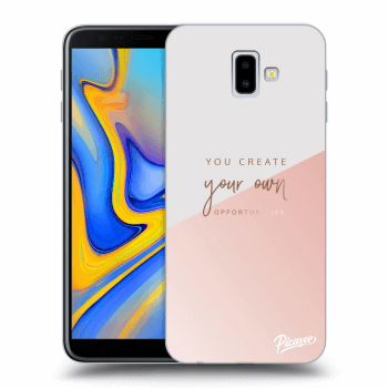 Hülle für Samsung Galaxy J6+ J610F - You create your own opportunities