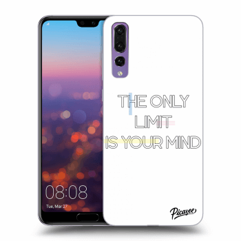 Hülle für Huawei P20 Pro - The only limit is your mind