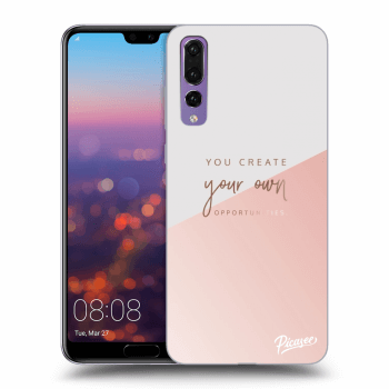 Hülle für Huawei P20 Pro - You create your own opportunities