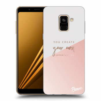Hülle für Samsung Galaxy A8 2018 A530F - You create your own opportunities