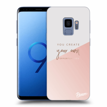 Hülle für Samsung Galaxy S9 G960F - You create your own opportunities