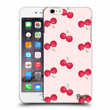 Hülle für Apple iPhone 6 Plus/6S Plus - Cherries