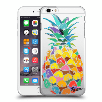 Hülle für Apple iPhone 6 Plus/6S Plus - Pineapple
