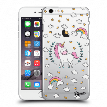 Hülle für Apple iPhone 6 Plus/6S Plus - Unicorn star heaven