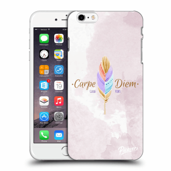 Hülle für Apple iPhone 6 Plus/6S Plus - Carpe Diem