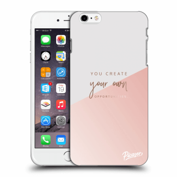 Hülle für Apple iPhone 6 Plus/6S Plus - You create your own opportunities